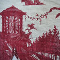 18th century French Toile de Nantes 'Le Char d'Aurore' - picture 5