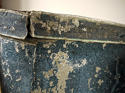 Pair of French 19th century blue hatboxes - picture 6