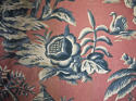 Pair of early 20th century large-scale Chinoiserie curtains - picture 5