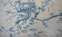 18th century French Chinoiserie toile cushion - picture 7
