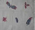 18th century French blockprinted  cotton mouchoir - picture 2