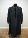 Late 19th century French indigo linen Biaude - picture 1