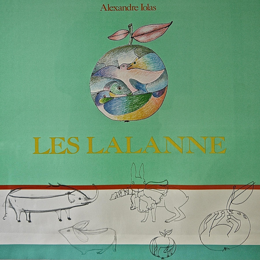 1970s Les Lalanne Animalier Poster