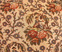 18th century French naive toile cushion - picture 2