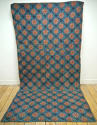 19th century French blockprinted quilt section - picture 2