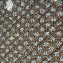 19th century French blockprinted quilt section - picture 6