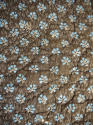 19th century French blockprinted quilt section - picture 7