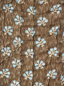 19th century French blockprinted quilt section - picture 8