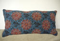 Early 19th century French blockprinted  cushion - picture 1