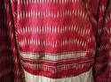 Early 20th century Aleppo red silk ikat jacket - picture 8