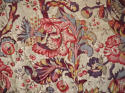 Early 20th century French indienne cotton quilt - picture 4