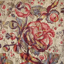 Early 20th century French indienne cotton quilt - picture 5
