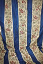 Exotic birds Napoleon III large curtain - picture 1