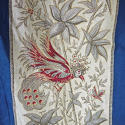 Exotic birds Napoleon III large curtain - picture 10