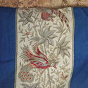 Exotic birds Napoleon III large curtain - picture 3