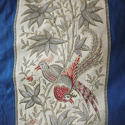 Exotic birds Napoleon III large curtain - picture 5