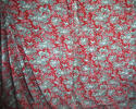 Pair of birds and foliage cotton curtains - picture 5