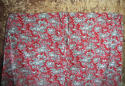 Pair of birds and foliage cotton curtains - picture 9
