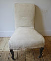Napoleon III scroll back chair - picture 2