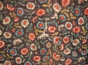 Blockprinted Bonnes Herbes Quilt French 18th century - picture 10