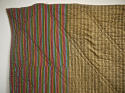 Blockprinted Bonnes Herbes Quilt French 18th century - picture 5