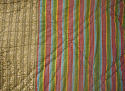 Blockprinted Bonnes Herbes Quilt French 18th century - picture 7