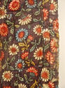 Blockprinted Bonnes Herbes Quilt French 18th century - picture 9