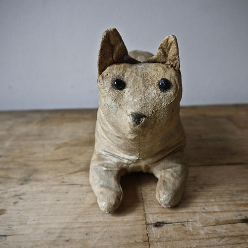 Old Toy Cat French