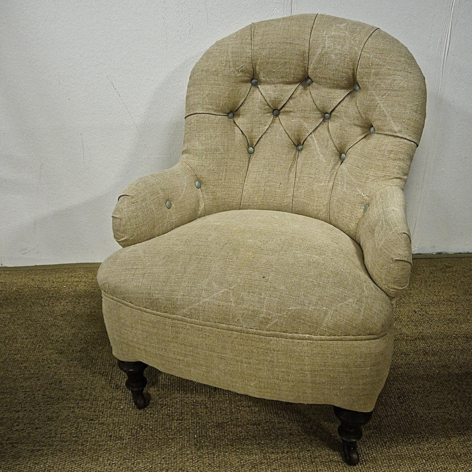 Armchair English 19th century
