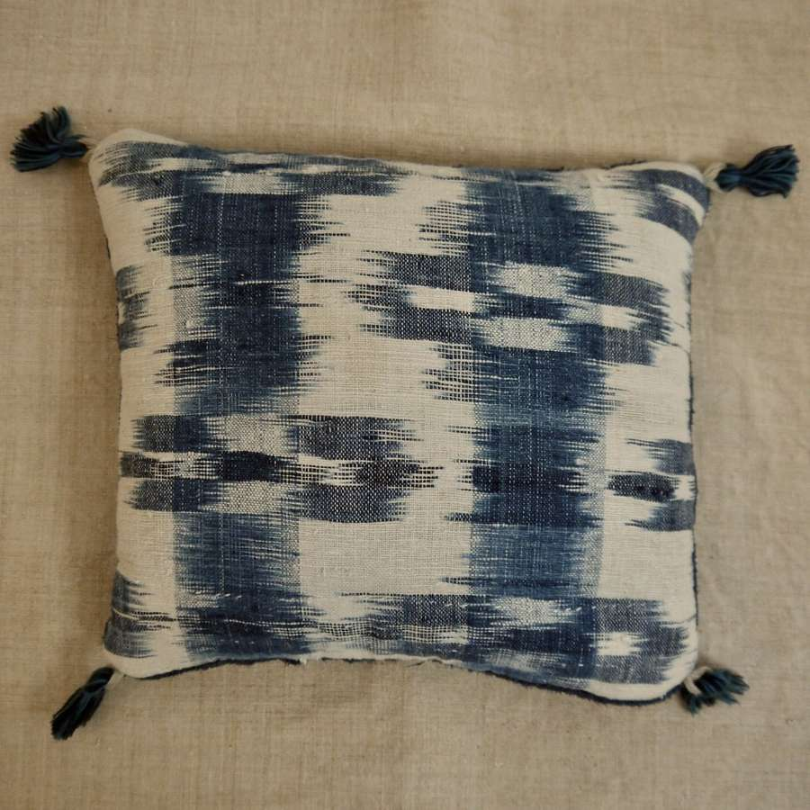 Flamme Lavender Cushion French 18th century